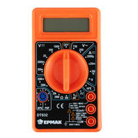 Мультиметр цифровой ЕРМАК DT-832
