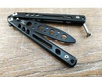Нож бабочка тренировочный F628L