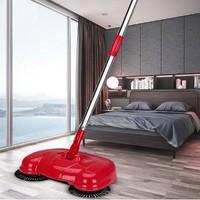 Механическая щётка-веник для уборки пола Sweep drag all in one