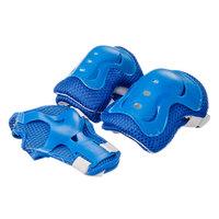 Набор защиты однотонный (колени, локти, запястья), размер M