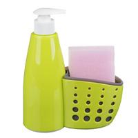 Диспенсер для мыла с губкой