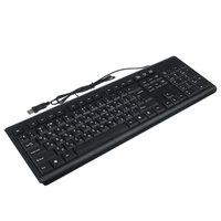 Клавиатура FORZA, USB, 1.3м