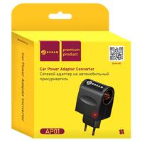 Сетевой адаптер на автомобильный прикуриватель DREAM AP01