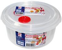 Контейнер для продуктов с клапаном для СВЧ 1,9л