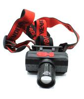 Фонарь налобный USB HT-896-P70 Zoom