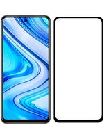 Защитное 5D стекло для Xiaomi Mi 10/Poco X3