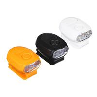 Фонарик на кепку, 3 LED