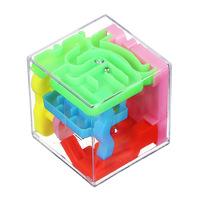Кубик головоломка-лабиринт