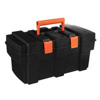 Ящик для инструмента пластиковый с лотком