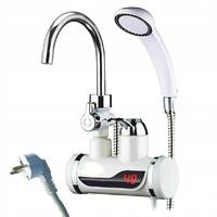 Электрический водяной кран с душем Instant electric heating water faucet & shower