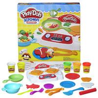 """Игровой набор со Звуковыми эффектами Play-Doh """"Кухонная плита"""""""