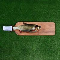 Доска разделочная для рыбы с Зажимом, 60 см, Большая