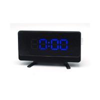 Настольные часы 068-5 синие цифры