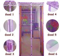 Сетка дверная антимоскитная 120х210см с рисунком