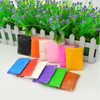 Воздушный пластилин, набор 12 цветов (110гр)