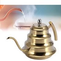 Чайник заварочный Zhujie Kettle, 1200 мл, Золото