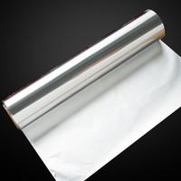 Фольга пищевая алюминиевая Домовушка 29см х 10 м, 9 мкм