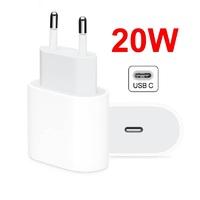 Сетевое зарядное устройство 20W USB-C