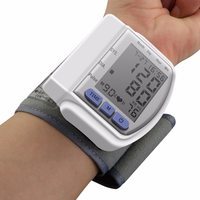 Цифровой тонометр на запястье Blood Pressure Monitor CK-102S