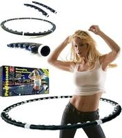 Магнитный массажный обруч Хулахуп Massage Hoop Exerciser