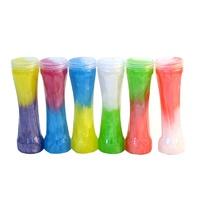 Лизун-слайм разноцветный перламутровый, 300 гр