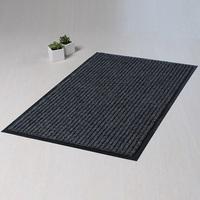 Грязезащитный придверный коврик 40х60см, Серый