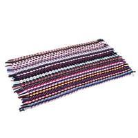 Коврик плетеный 30х50см