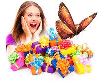 """Летающая бабочка """"Magic Flyer"""" - сюрприз оптом"""