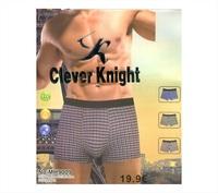 "Трусы-боксеры мужские ""Clever Knight"", 2 шт, арт.9009"