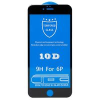 Защитное 10D стекло для Iphone 6 Plus