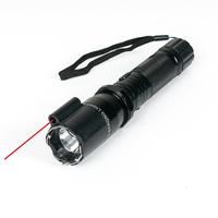 Отпугиватель-фонарь от собак с лазерной указкой, 288