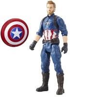 """Звуковая игрушка из вселенной Марвел """"Капитан Америка"""", 29 см"""