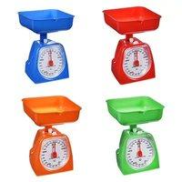 Весы кухонные механические с пластиковой чашей