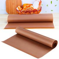 Бумага для выпечки силиконизированная коричневая 380мм х 25метров