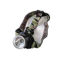 Налобный аккумуляторный фонарь ПОИСК P-6802