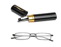 Очки корригирующие карандаш в футляре (узкие)