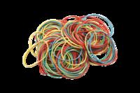 Резиновые колечки для денег «ELLIPSE», 200гр