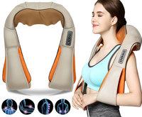 Массажная подушка для шеи и плеч Massager of Neck Kneading