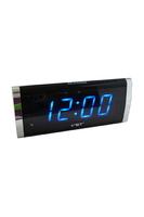 Часы настольные VST 730-5 синие цифры