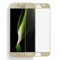 Защитное 5D стекло для Samsung Galaxy A3 (2017г)/A320