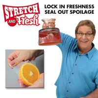 """Силиконовая крышка-пленка """"Stretch and Fresh"""""""