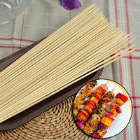 Шпажки-шампуры бамбуковые 300 мм, 80 шт
